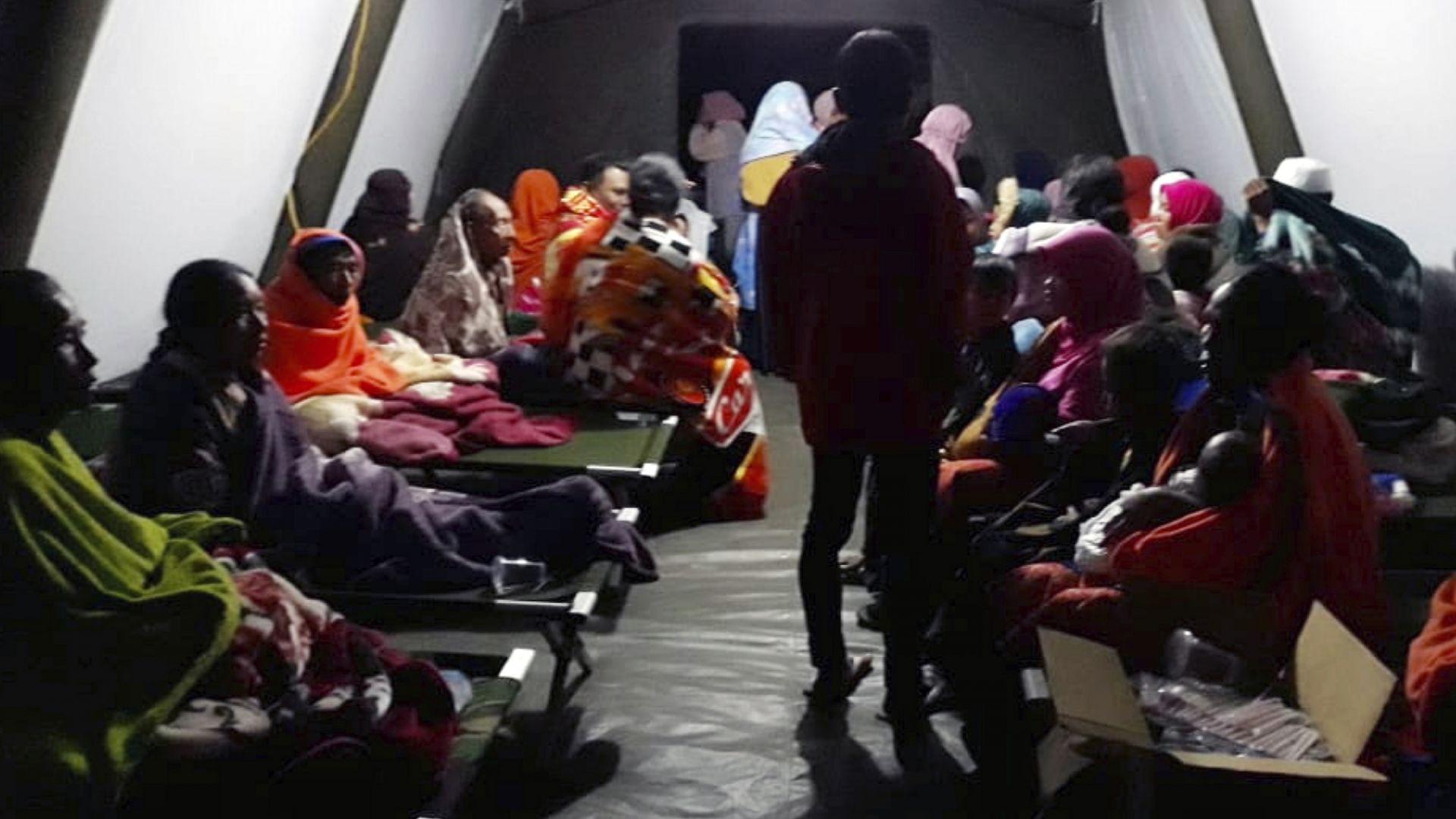 Земетресение с магнитуд 7 по Рихтер в Индонезия, има загинали