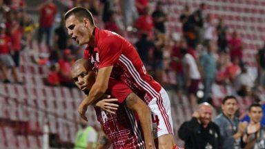 ЦСКА - Етър 0:0 (на живо)