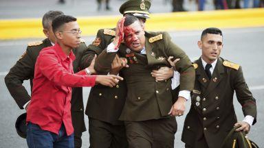 Арести на журналисти във Венецуела заради дронове срещу Мадуро
