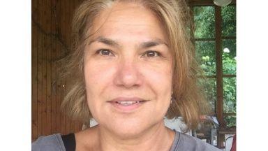 Марта Вачкова на почивка в Етрополе