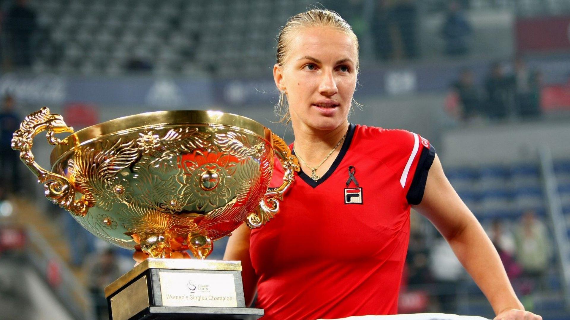 Отказаха виза на шампионката във Вашингтон Светлана Кузнецова