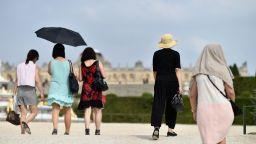 Опасно замърсяване с озон във Франция заради жегите