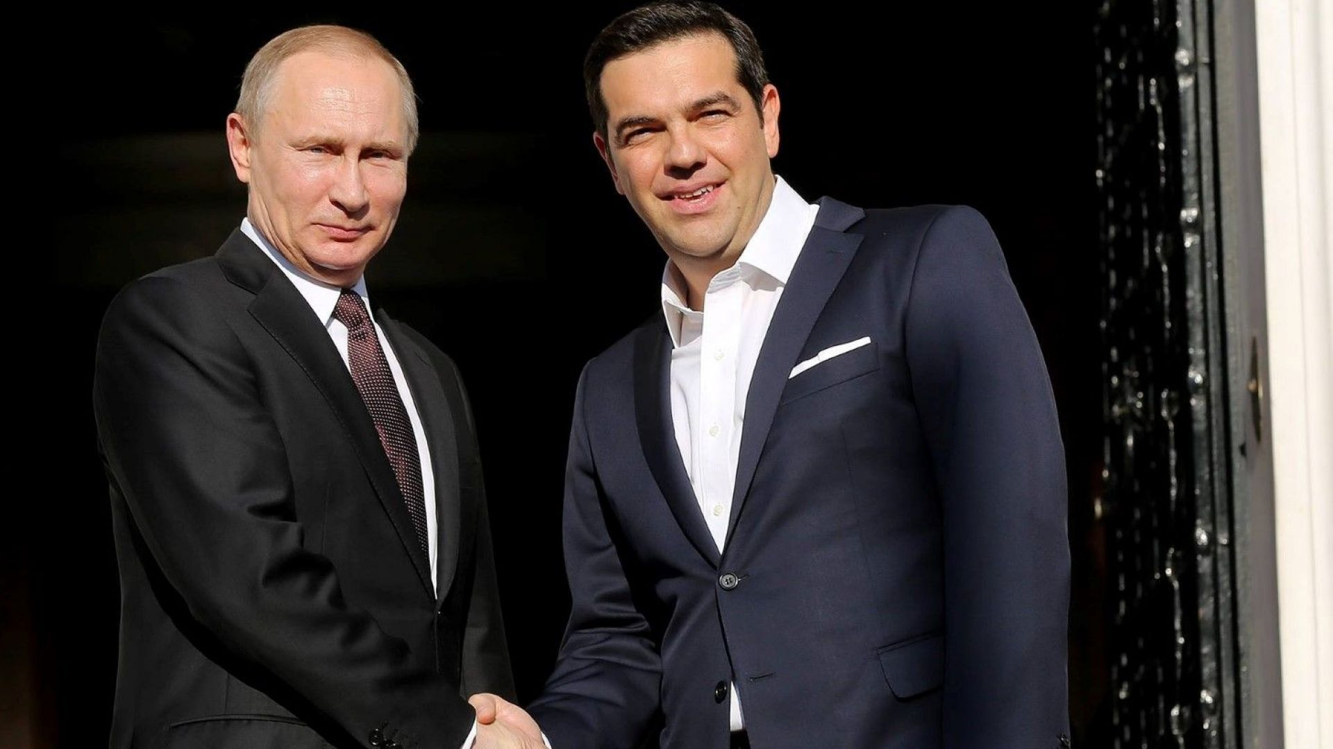 Как Москва и Атина се смразиха