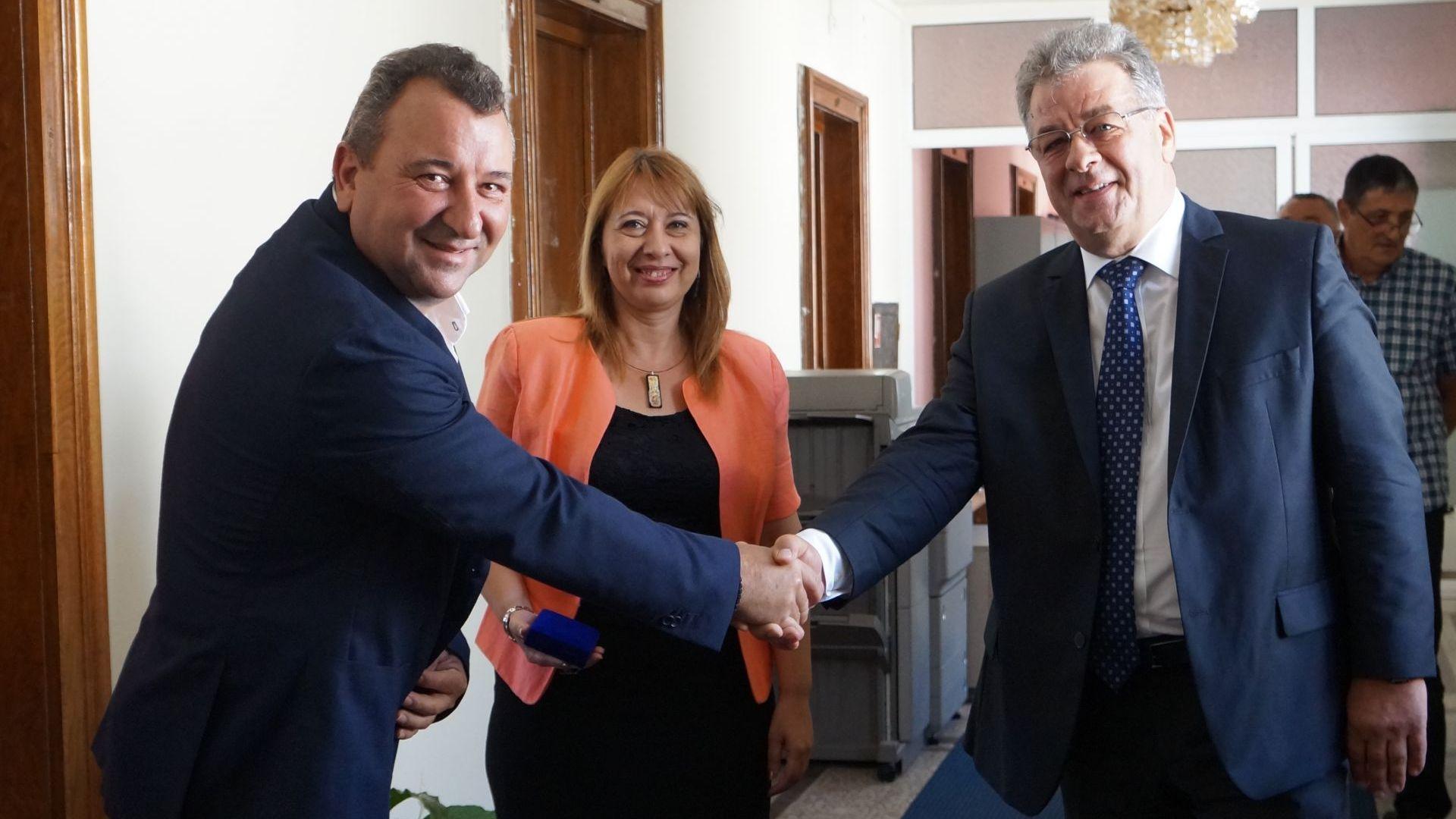 Бивш шеф на СДВР е новият зам.-председател на Агенцията за закрила на детето