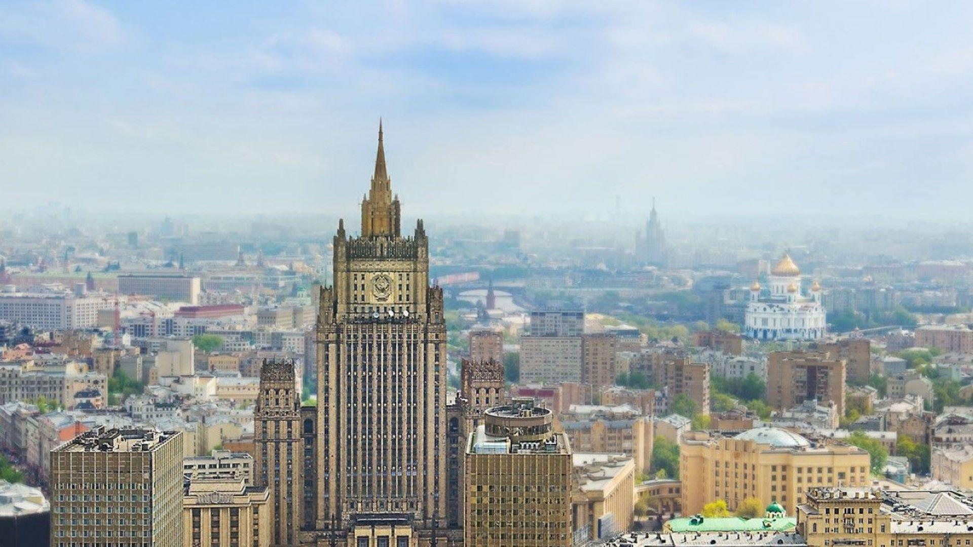 """Огледален"" отговор: Русия изгони двама гръцки дипломати"