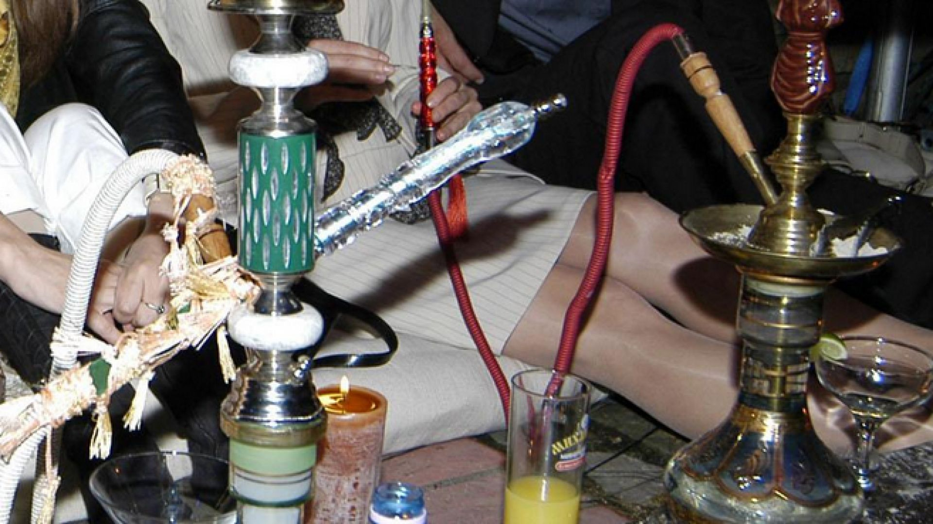 Патриотите искат пълна забрана на пушенето на наргилета на закрито
