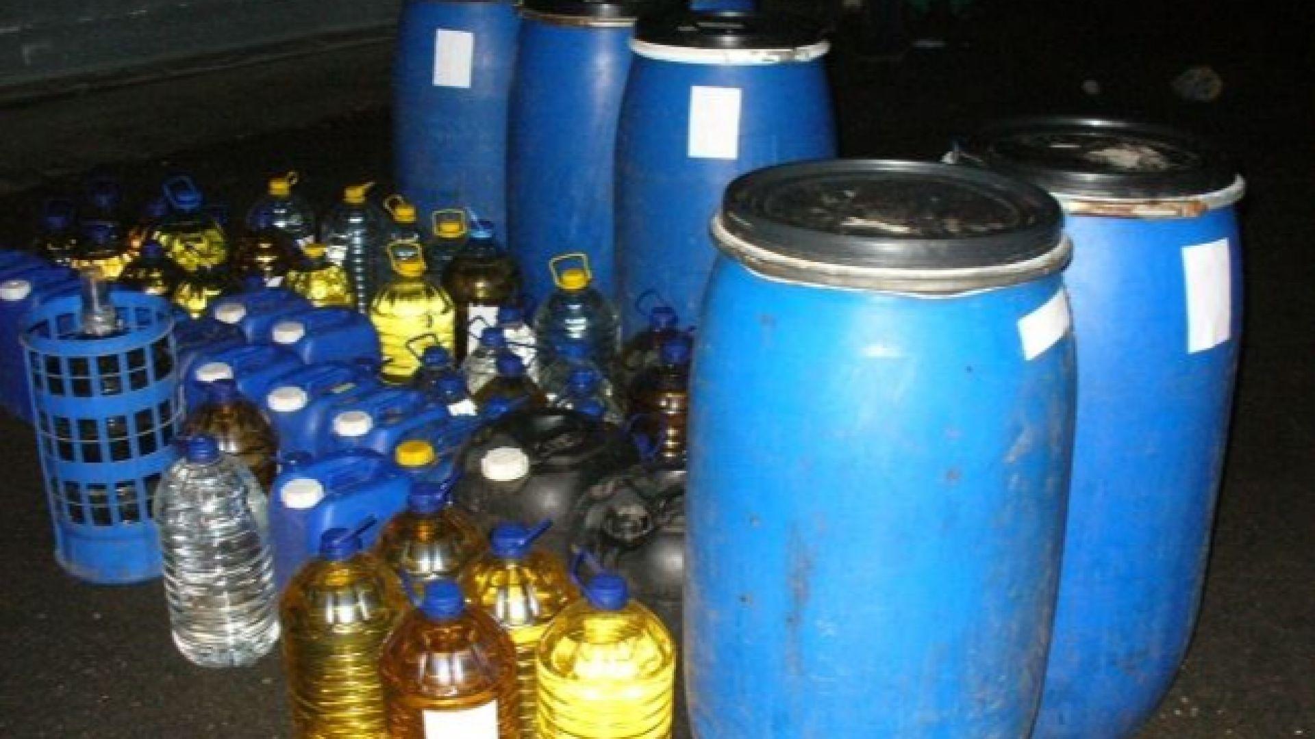 Иззеха близо 300 литра нелегална ракия в Аксаково
