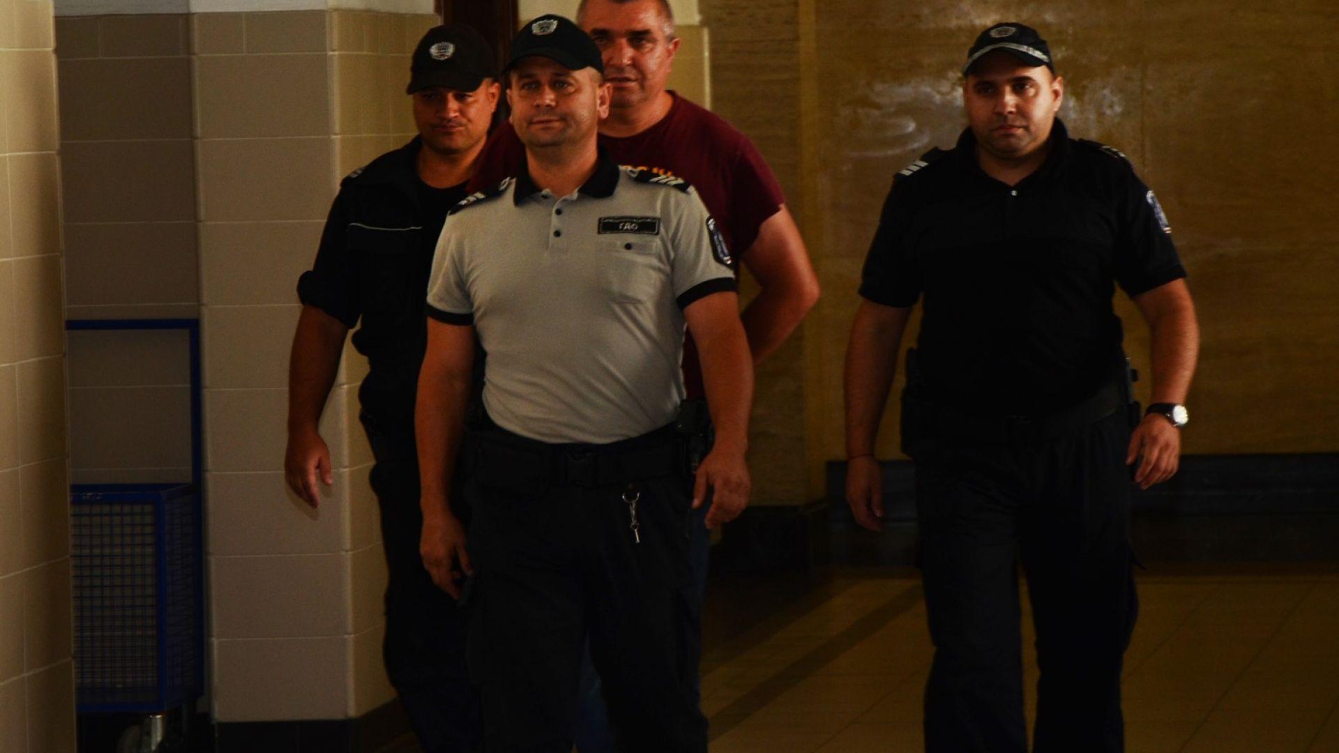 Будимир Куйович поиска предсрочно освобождаване