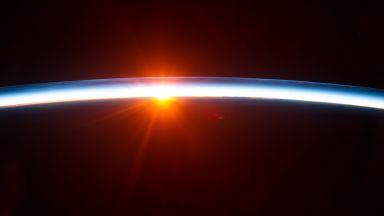 НАСА предлага симулация на залези в Слънчевата система