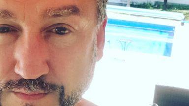 Любо Киров на кратка почивка в Гърция