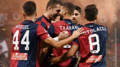 Отложиха мачовете на отборите от град Генуа