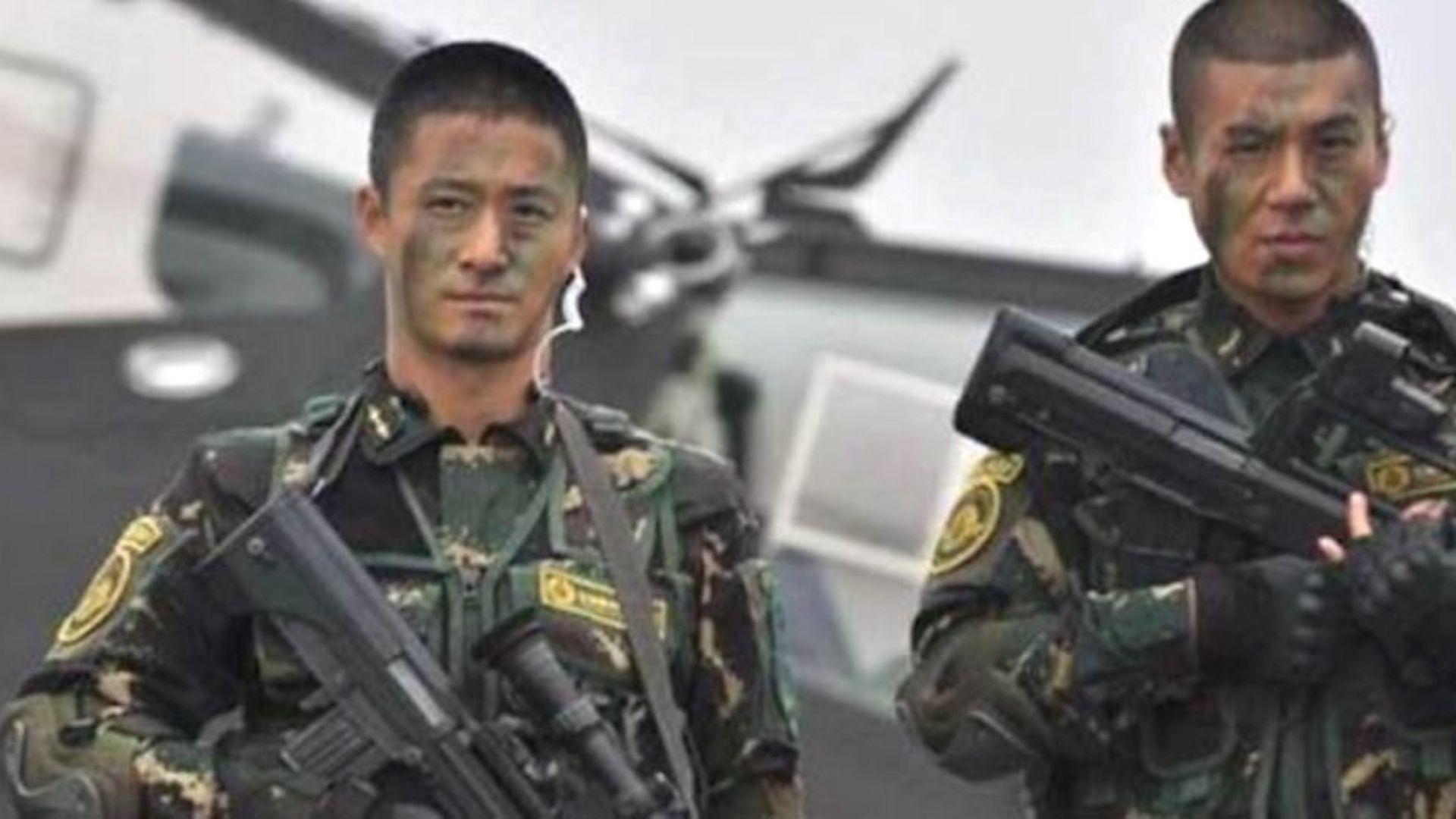 Китай изрази готовност да влезе с войска в Сирия