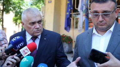 МВР има достатъчно доказателства срещу Северин, обяви Валентин Радев