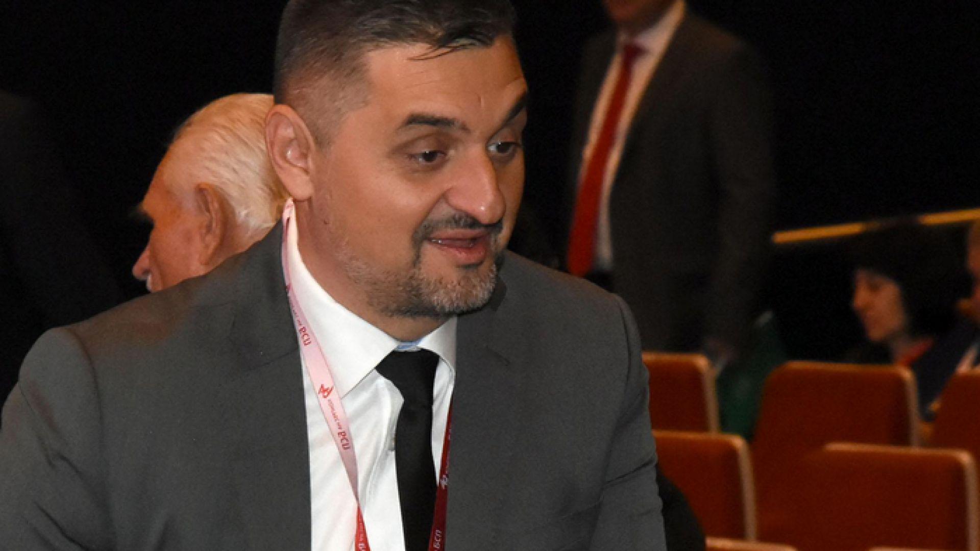 Кирил Добрев: Има хора от БСП и ГЕРБ с общи политически тези