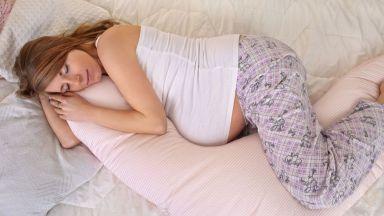 Добрият сън по време на бременността намалява риска от преждевременно раждане