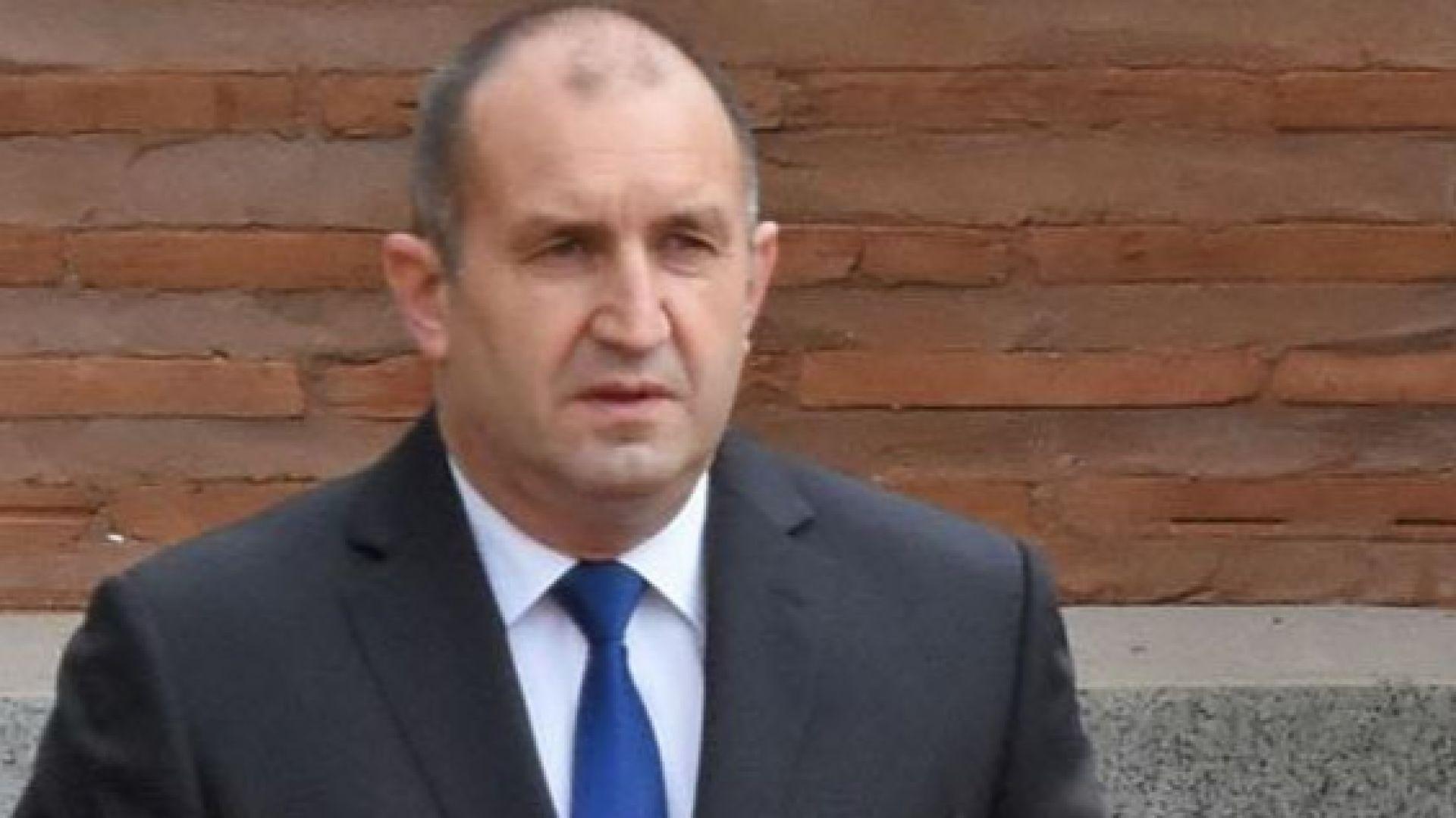 От президентството отговориха на въпроса за Бенчев и кампанията на Радев