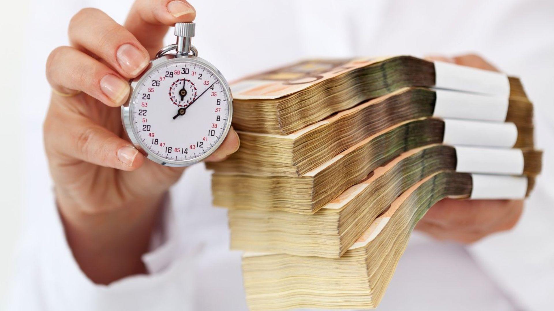 Снимка: Нова схема - мними банкери помагат при вноски за кредити