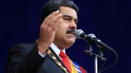 Мадуро даде старт на най-големите военни учения във Венецуела