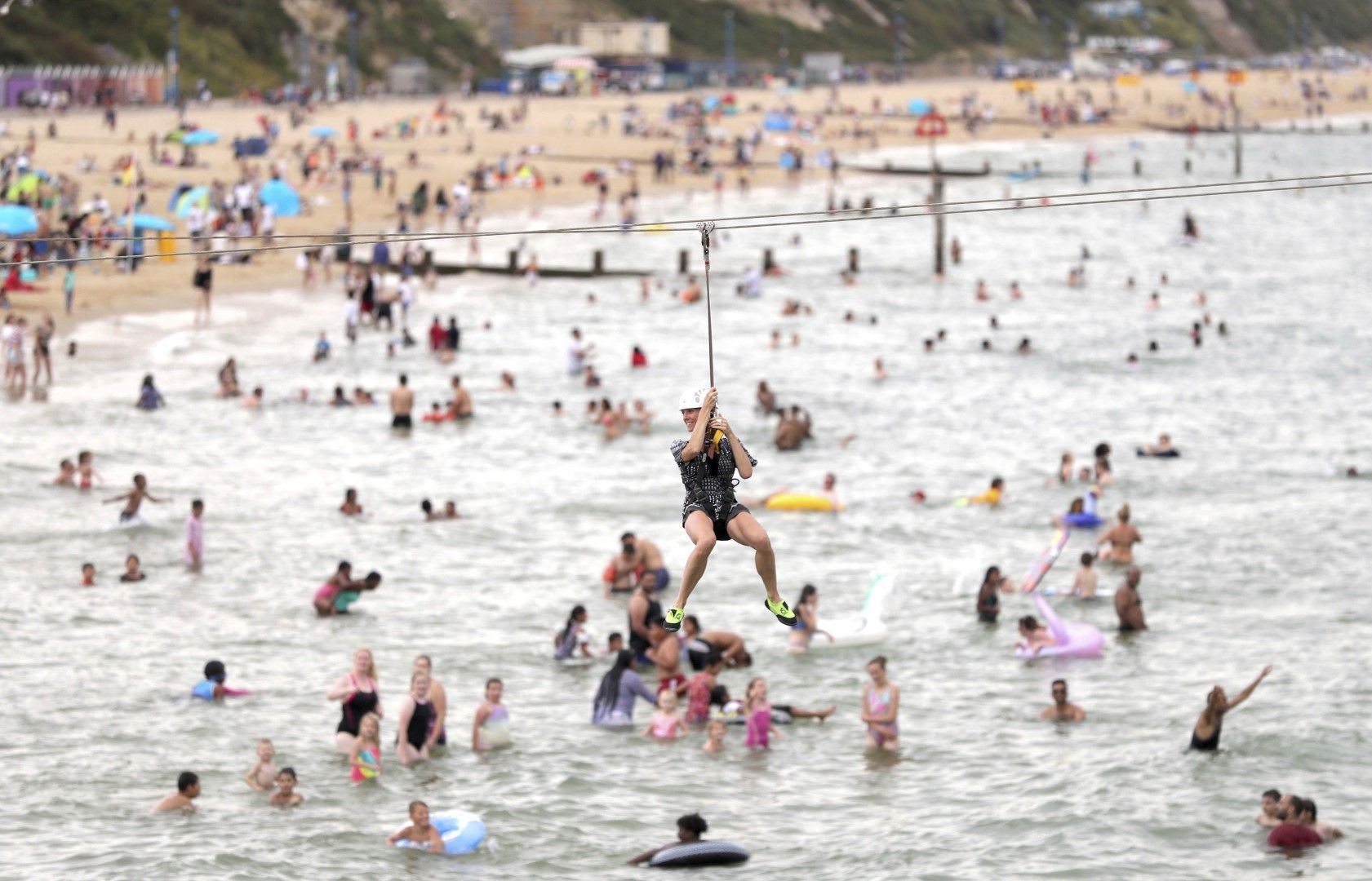 Плаж във Великобритания