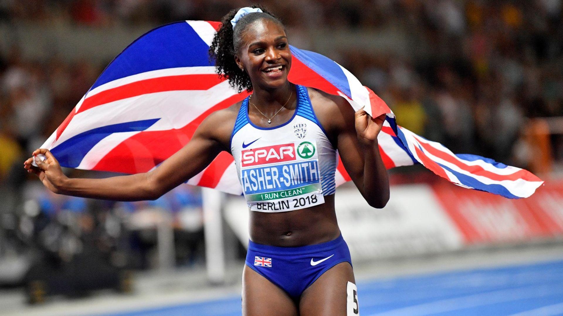 Британка се изстреля с рекорд в спринта на Европейското (обзор)