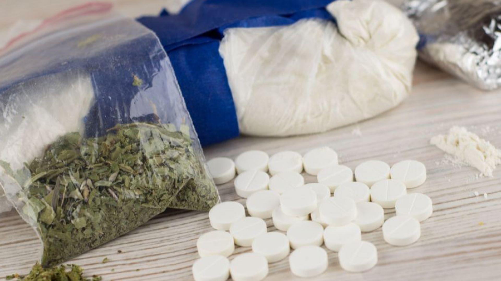 """Близо 10 кг наркотици откриха в столичния квартал """"Дружба"""""""