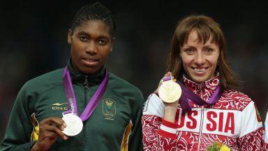 """Отнеха олимпийската титла на рускиня, дадоха я на """"жената-мъж"""""""