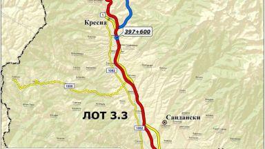 """Български фирми ще строят най-дългия и скъп тунел на АМ """"Струма"""""""