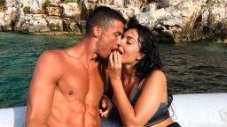 Кристиано сподели, че сексът с Джорджина е по-хубав и от най-добрия му гол
