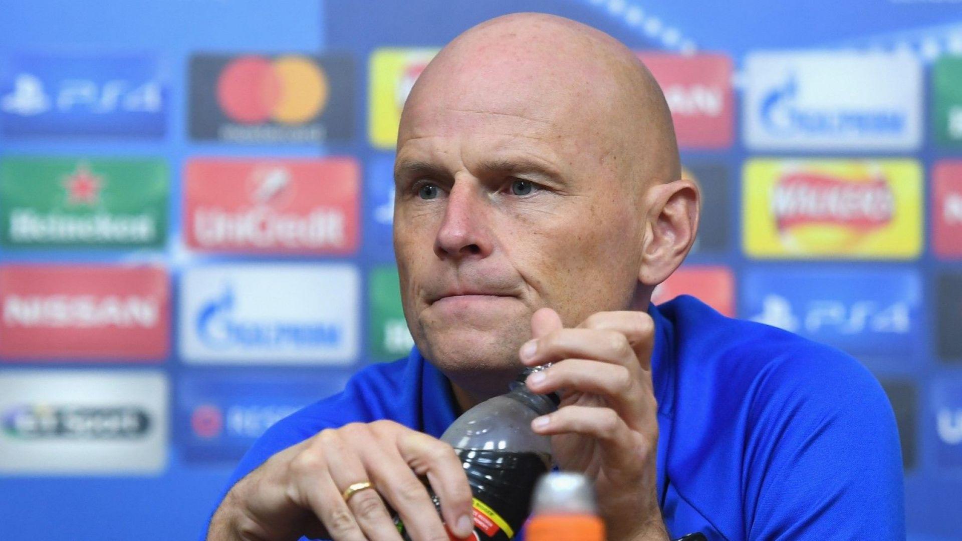 "Нова тв се извини за гаф с треньора на ""Копенхаген"", стигнал до датчаните"