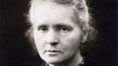 Мария Кюри е жената с най-голямо влияние върху световната история