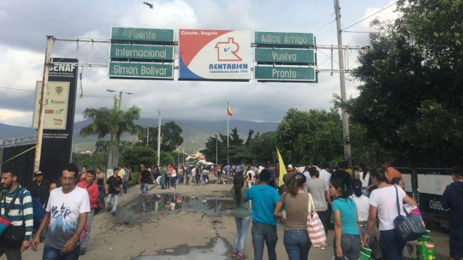 Еквадор обяви извънредно положение заради наплив от Венецуела