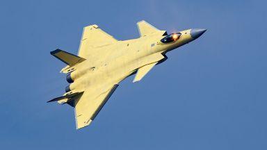 САЩ: Китайският стелт J-20 е по-добър от руския Су-57