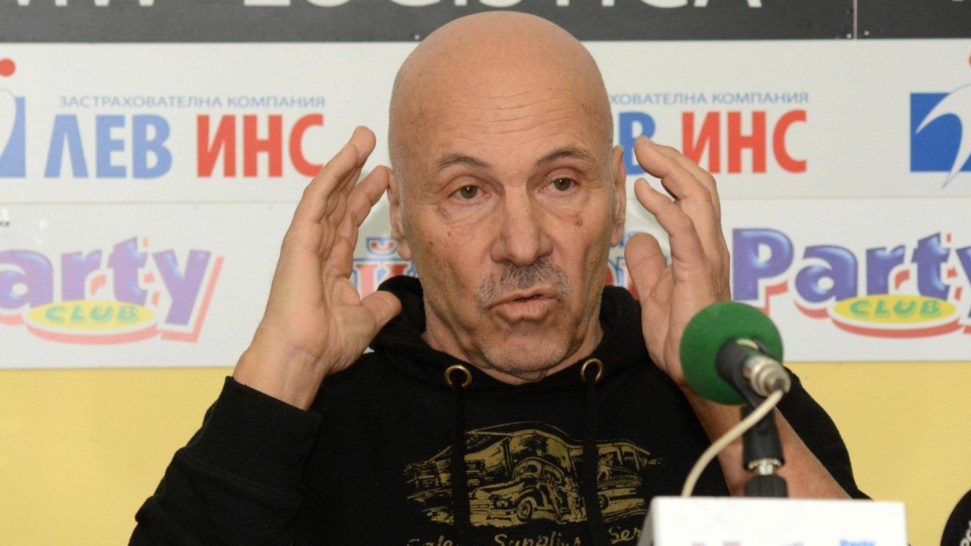 Годината през погледа на Георги Василев: За Лудогорец, Левски, Моуриньо и Балъков