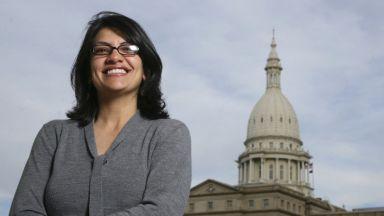 Мюсюлманка влиза за първи път в Конгреса на САЩ
