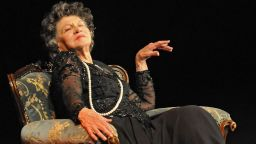 Стоянка Мутафова чества 70 години на сцена