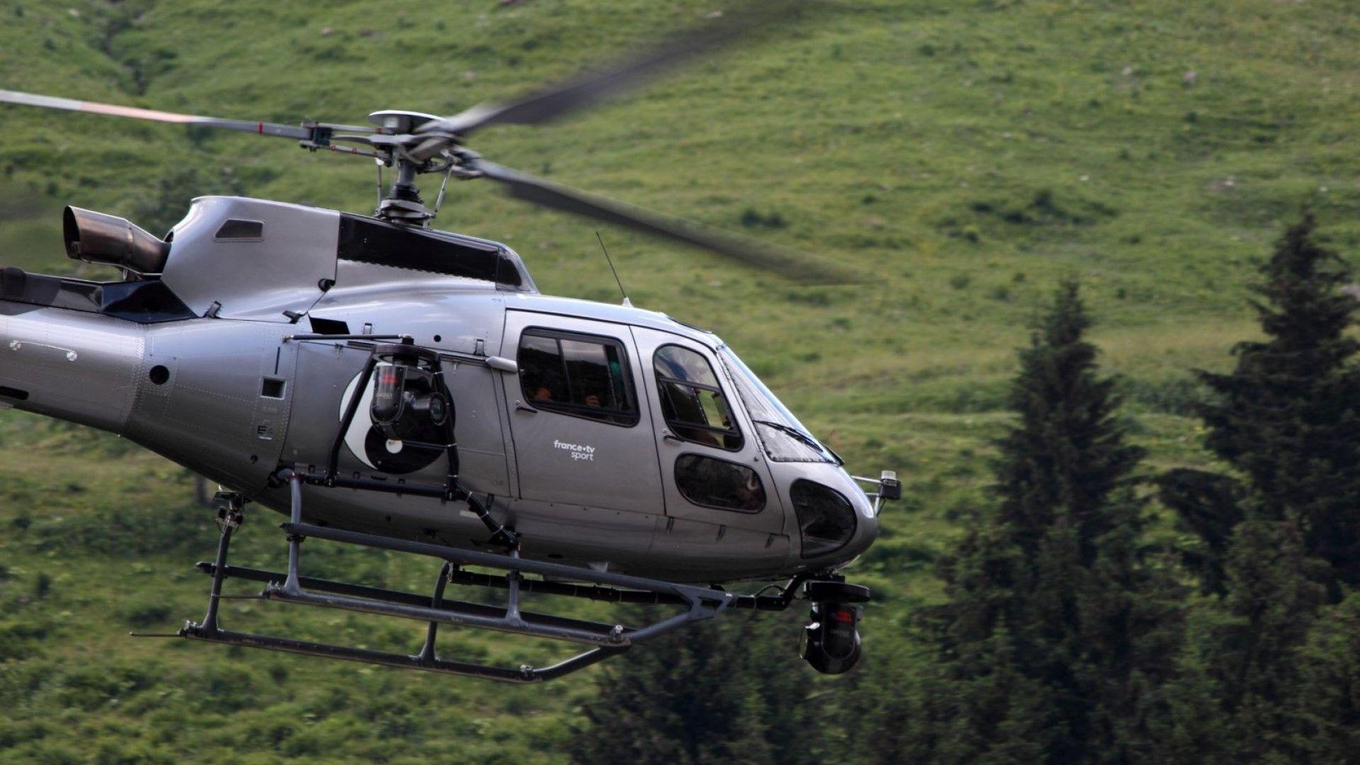 Евакуираха с хеликоптери 750 къмпингари заради порой във Франция