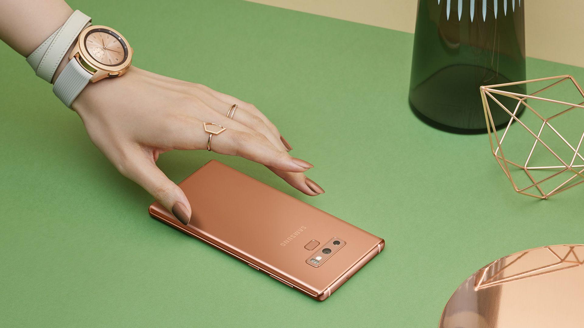 А1 стартира предварителна продажба на новия Samsung Galaxy Note9