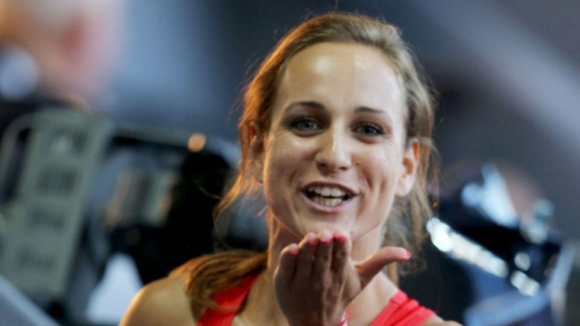 Инна Ефтимова се класира на полуфинал на 200 метра