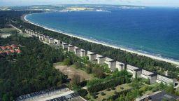 Най-големият в света нацистки хотел, в който никога не стъпва турист