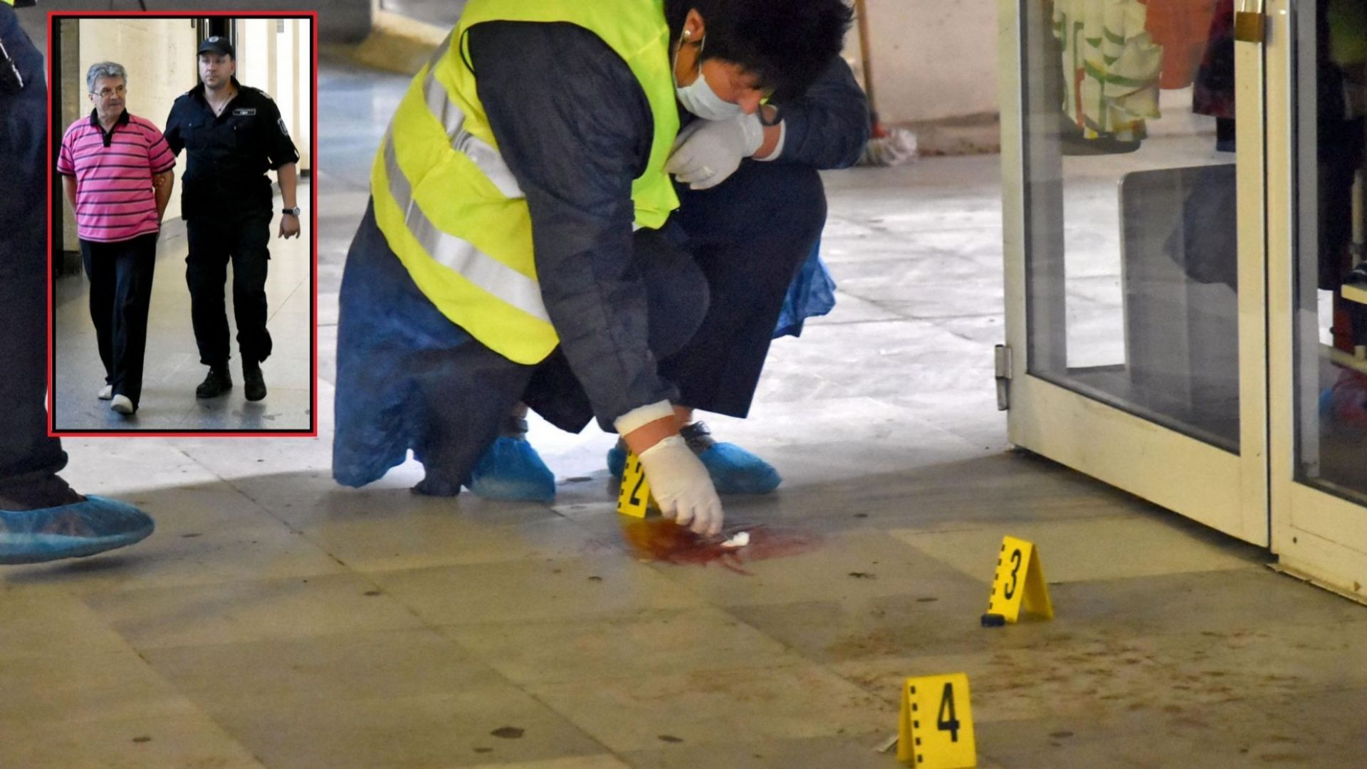 През погледа на стрелеца: Какво се случи в окървавения подлез