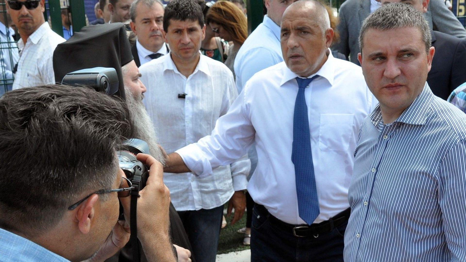 Борисов: Нинова взе правилното  решение, като отстрани Бенчо  Бенчев