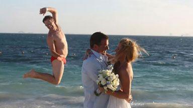 Най-смешните провали на сватбени фотографии (галерия)