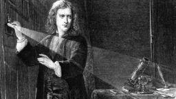 """Нютон като алхимик и окултист в """"Невидимото братство"""" от Курт Ауст"""