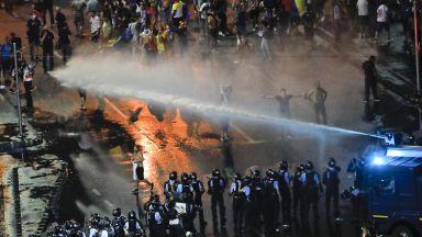 Румънски полицаи пребили с палки кореспондента на Дойче веле