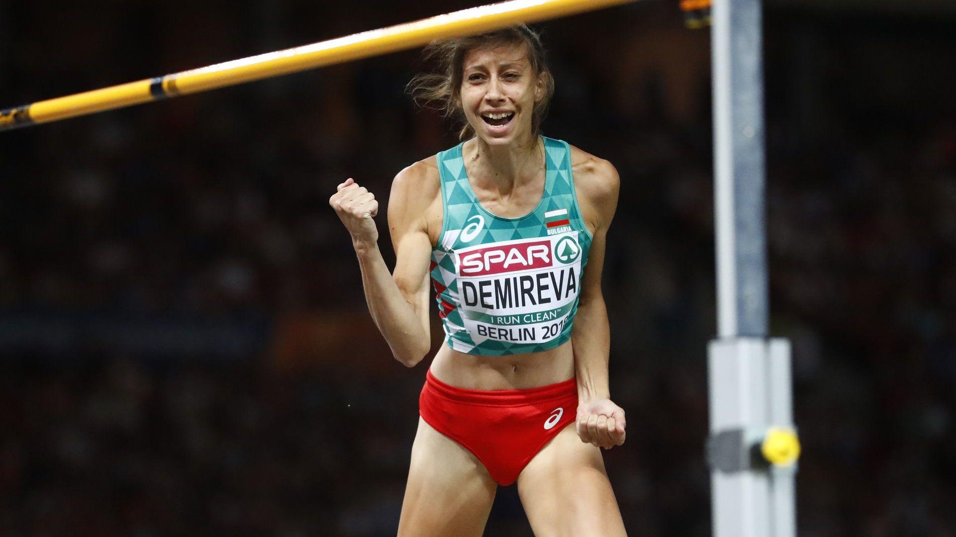 Сребърната Мирела: Исках златото, но медалът си е медал