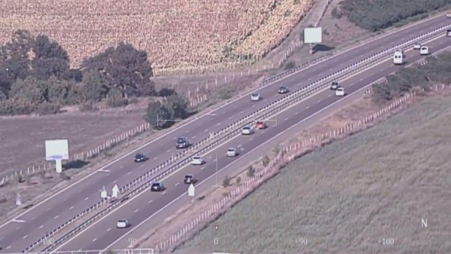 Спецоперация по пътищата: Уловиха 316 шофьори и пътници за 614 нарушения