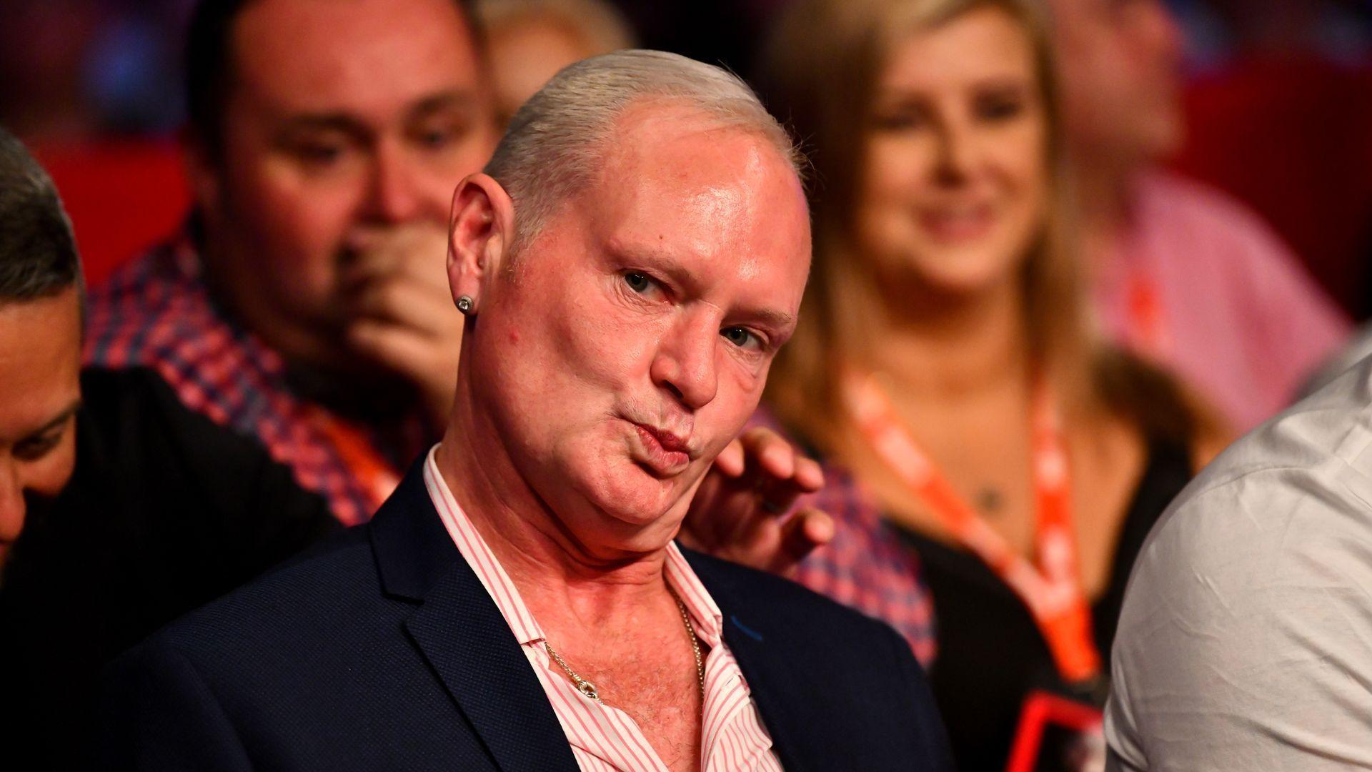 Обвиниха Пол Гаскойн в сексуален тормоз
