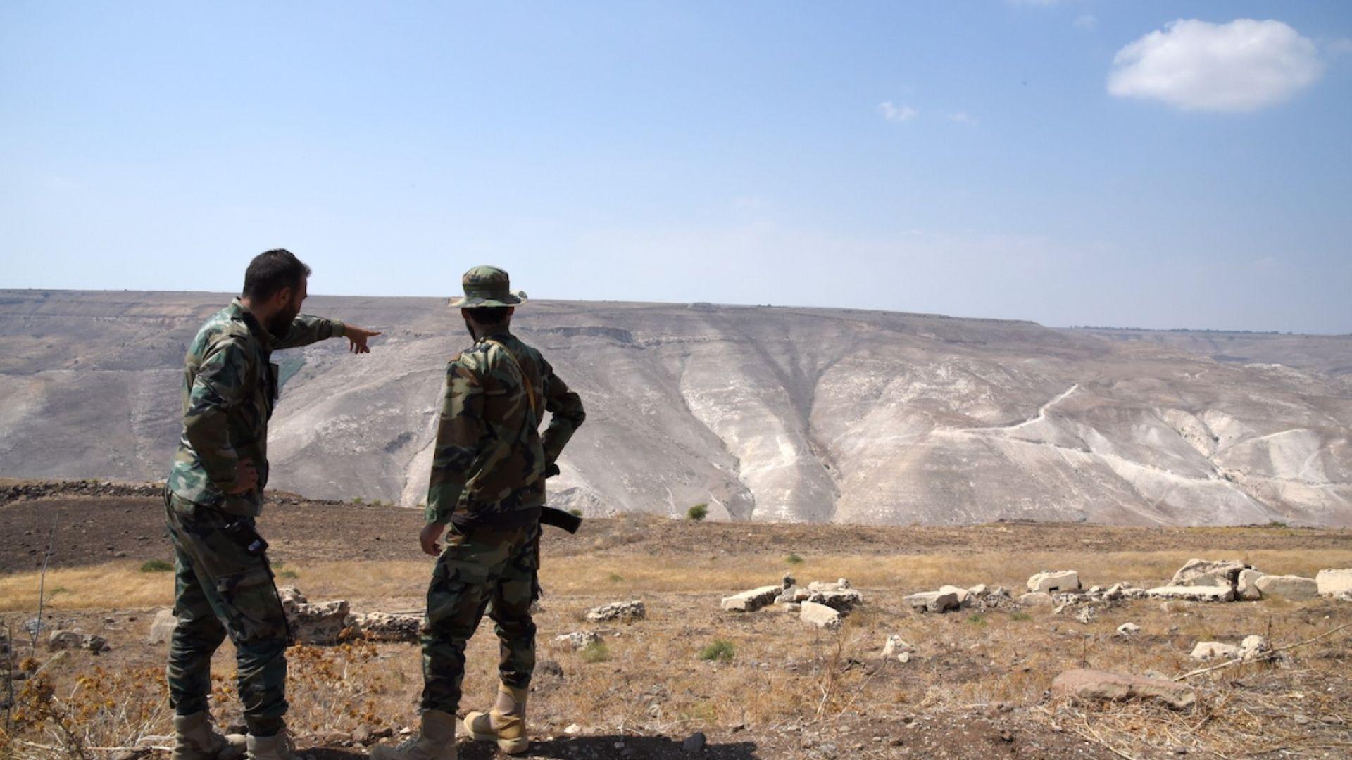 ПКК и Сирия преговарят за съвместна операция в Идлиб