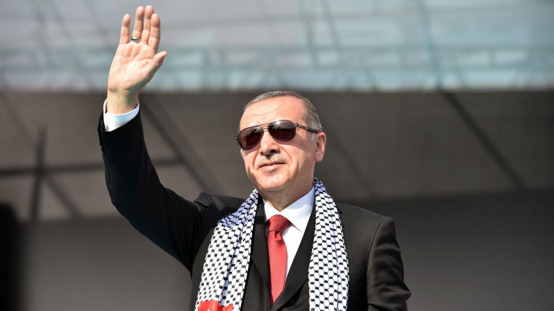 Ердоган предлага на европейски държави търговия в национална валута