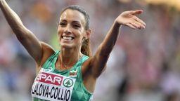 Ивет Лалова отново е атлет №1 на България